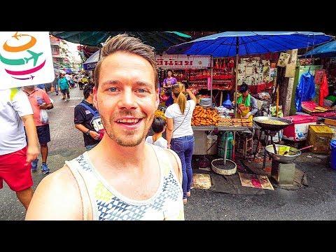 Bangkok Chinatown, Nightmarket und Einladung bei Locals | GlobalTraveler.TV