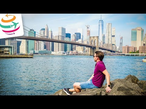 NEW YORK voll ausgekostet VLOG Tag 2 | GlobalTraveler.TV