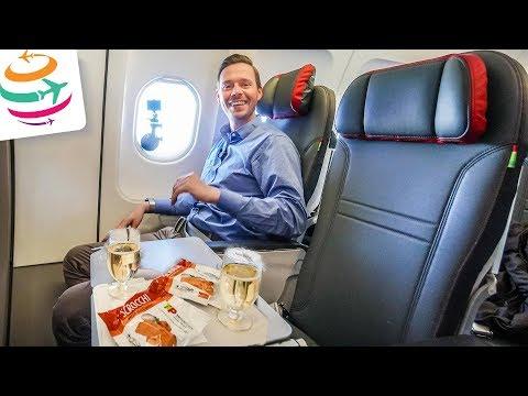 Nochmal! Mit der TAP Portugal Business Class in deren A320 | GlobalTraveler.TV