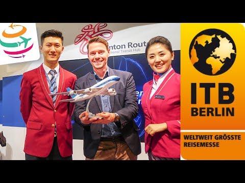 Meine Highlights der ITB 2018 in Berlin Tag 1 & 2 | GlobalTraveler.TV