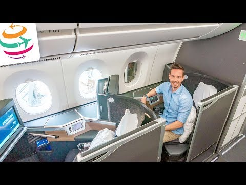British Airways A350-1000 Club Suite, besser als Qsuite! | YourTravel.TV