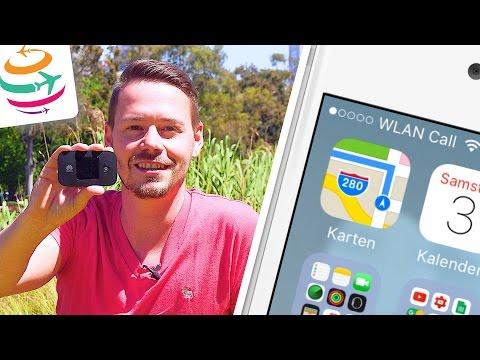 Was ist WLAN Call? Mit WiFi Calling telefonieren auch im Ausland?! | GlobalTraveler.TV