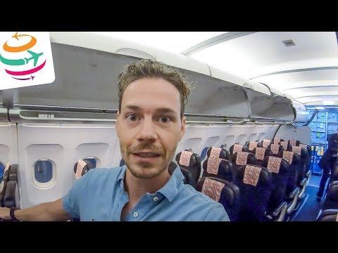 Mit der Air France Economy Class nach Algerien | GlobalTraveler.TV