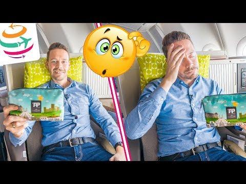 TOP oder FLOP? TAP Portugal Business Class A330neo | GlobalTraveler.TV