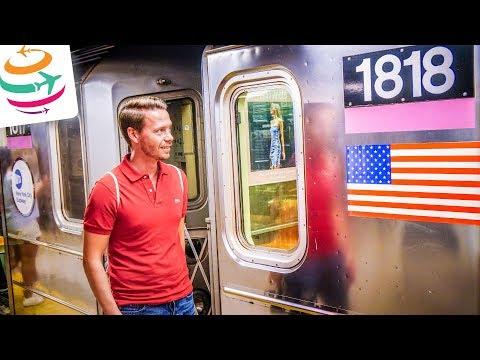 Mit dem Fahrrad durch Manhattan NEW YORK Vlog Tag 3 | GlobalTraveler.TV