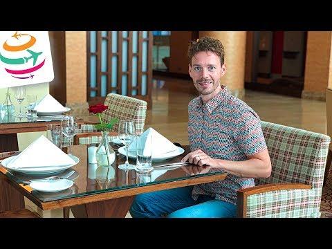 22 Stunden Flughafen Dubai in der First Lounge und Dubai Intl. Hotel | GlobalTraveler.TV