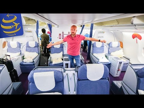 China Southern Airlines Business Class A330-200 CAN-PEK | Luxury Aviator
