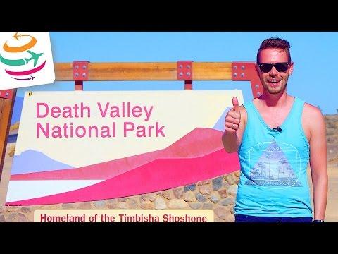 Death Valley National Park bei über 45 Grad   GlobalTraveler.TV