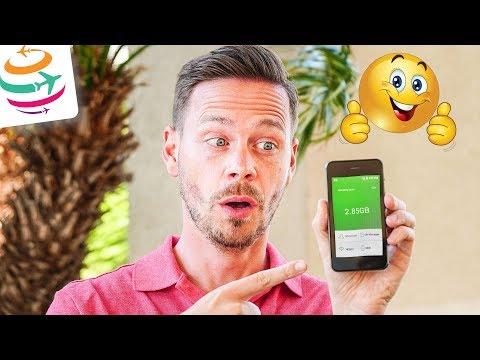 Weltweit mobiles Internet mit GlocalMe und nationalen SIM-Karten | GlobalTraveler.TV