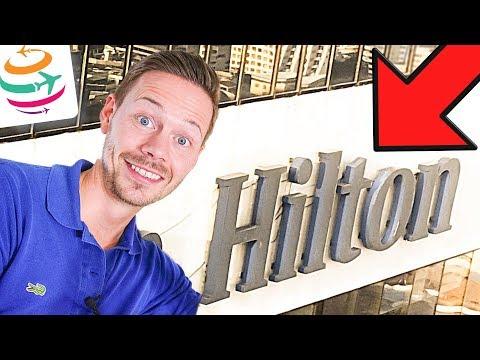 So bekommt man immer ein Zimmer-Upgrade im Hilton Hotel | GlobalTraveler.TV