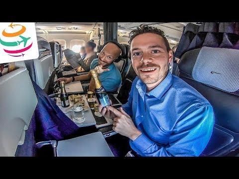British Airways Business Class A319 von Zürich nach London | GlobalTraveler.TV