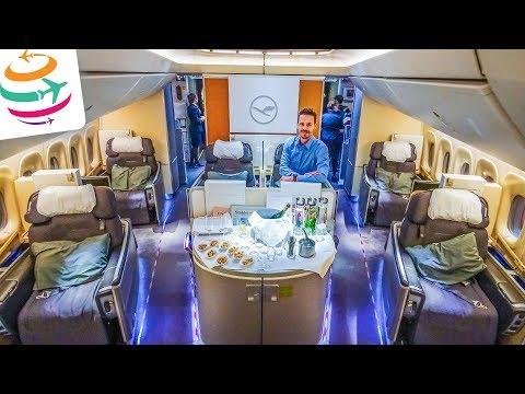 Meilen niemals für Economy, fliegt First Class! Meilen richtig einsetzen | GlobalTraveler.TV