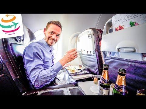 British Airways Business Class A320-200 (ENG) | GlobalTraveler.TV