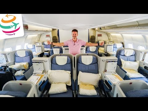 China Southern Airlines neue Business Class A330-300 AMS-CAN | GlobalTraveler.TV