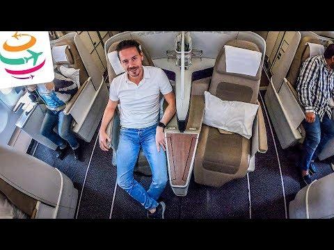 Keine gute Idee? Saudia Business Class A330 | GlobalTraveler.TV