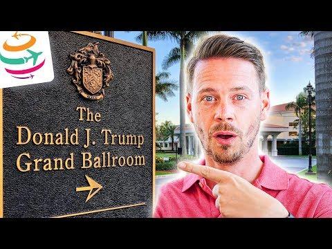Zu Besuch bei Donald Trump, fast zumindest | GlobalTraveler.TV