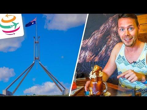 Canberra Australiens Hauptstadt erkunden | GlobalTraveler.TV