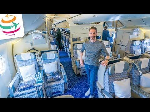 El Al Business Class 777-200ER mit Raketenabwehrsystem! | GlobalTraveler.TV