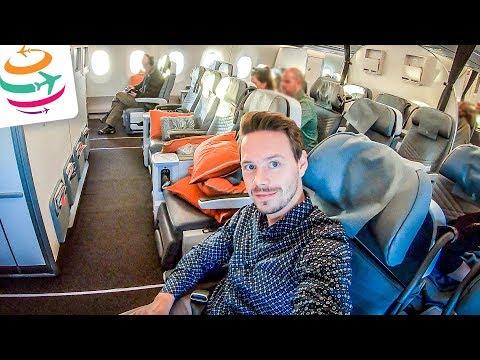 Die Singapore Airlines Premium Economy im A350-900 | GlobalTraveler.TV