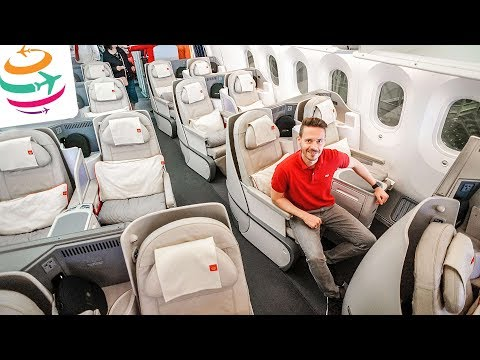 Zweiter Versuch! Royal Jordanian Business Class 787-8 | GlobalTraveler.TV