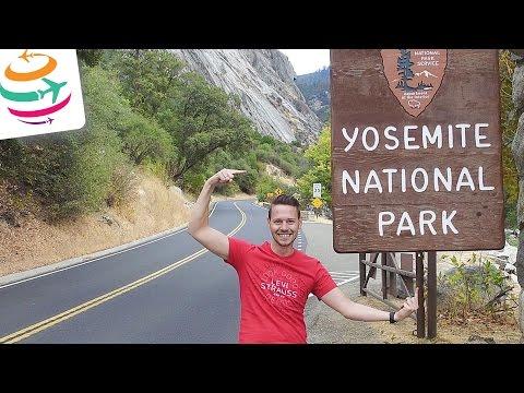 Yosemite National Park erleben, Mein Tag im U.S. Nationalpark | GlobalTraveler.TV