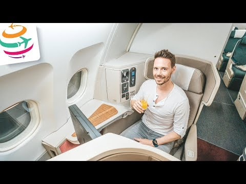 Cathay Dragon Business in First Class, da Downgrade | YourTravel.TV