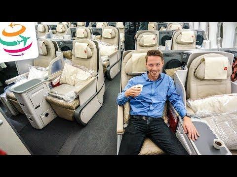 Enttäuschend, Royal Jordanian Business Class 787-8 nach Bangkok | GlobalTraveler.TV