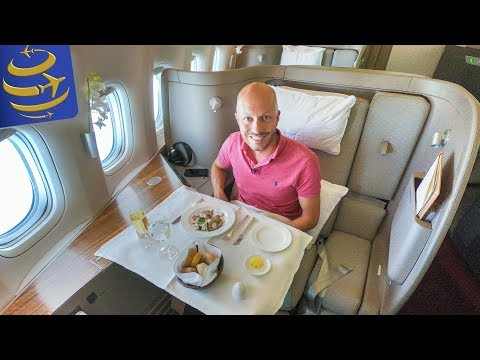 Cathay Pacific First Class 777-300ER HKG-ICN and The Pier Lounge | Luxury Aviator