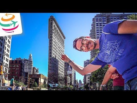 NEW YORK Jetlag? Kennen wir nicht! Tag 1 Vlog | GlobalTraveler.TV