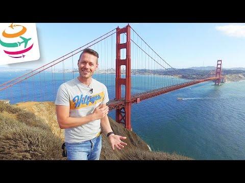 San Francisco an einem Tag erleben USA Roadtrip | GlobalTraveler.TV