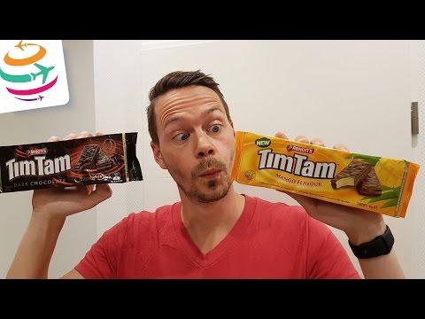 TIM TAM Die geilsten Kekse Australiens und TIM TAM SLAM | GlobalTraveler TV