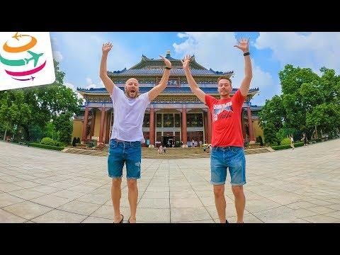 Guangzhou in China als Zwischenstopp, was tun?? | GlobalTraveler.TV