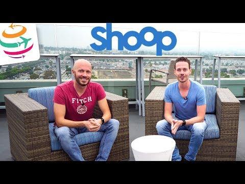 Mit Cashback für Hotel & Einkäufe zum Prämienflug Shoop | GlobalTraveler.TV