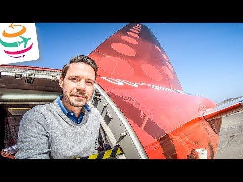 Verspätet und fast verpasst, Brussels Airlines nach Hannover | GlobalTraveler.TV