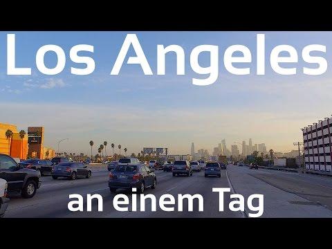 Los Angeles an einem Tag erleben | GlobalTraveler.TV