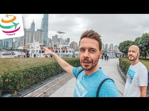Auch in Shanghai nimmt uns kein Taxi mit! | GlobalTraveler.TV