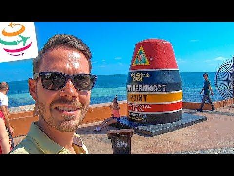 Key West, wir sind am südlichsten Punkt der USA | GlobalTraveler.TV