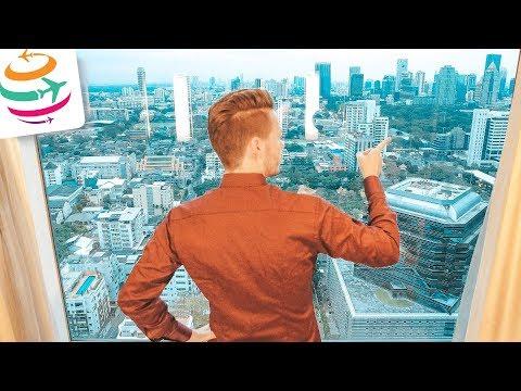 Weihnachten in Bangkok & die Conrad Deluxe Suite | GlobalTraveler.TV