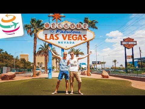 Weil es ein DEAL war: Las Vegas im Winter, auch sehr nett!| GlobalTraveler.TV