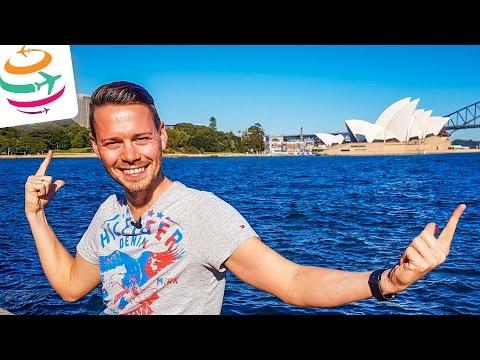 Sydney erleben und entdecken Sightseeing Tour durch Australien | GlobalTraveler.TV