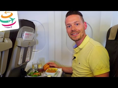 SWISS Business Class A320 und Turkish Lounge Istanbul | GlobalTraveler.TV