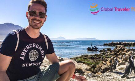 Reisetipp Südafrika Pinguine in Betty's Bay statt Simon's Town