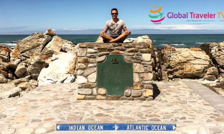 Southernmost Point of Africa Cape Agulhas