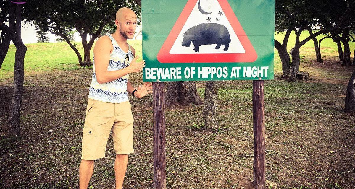 St. Lucia iSimangaliso Wetland Park City of Hippos