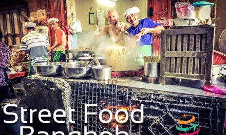 Chubgung Noodles Soup Chinatown Bangkok