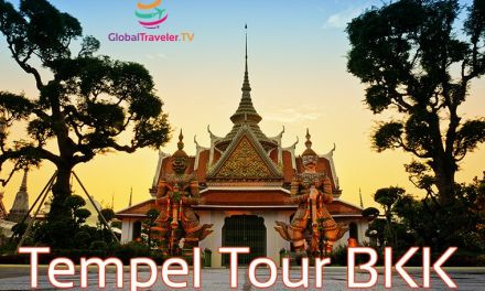 Tempel Tour in Bangkok Thailand