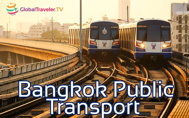 Verkehrsmittel in Bangkok