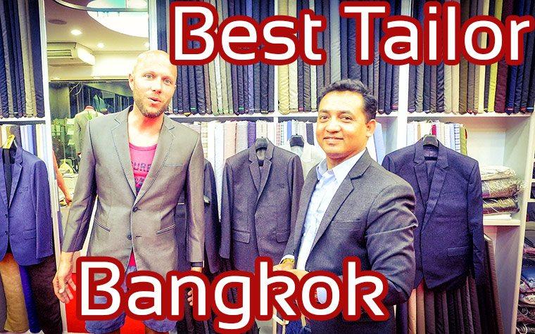 Der BESTE Schneider in Bangkok