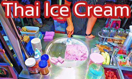 Thai-Style Eis Bangkok JJ Green Market