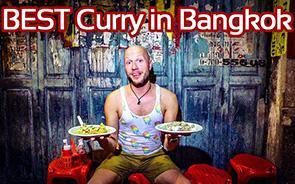 BEST Thai Curry Bangkok Street Food